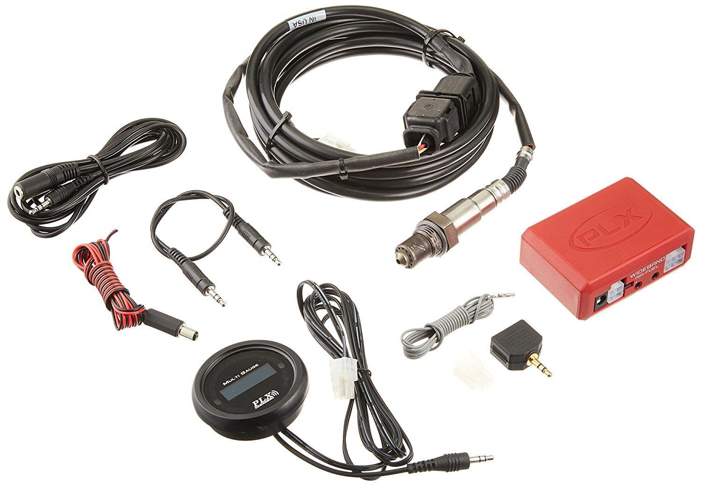 Amazon.com: PLX Devices DM-6 SM-AFR Gen4 Gauge Combo UEGO AFR Air ...