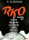 Pack RKO I (Incluye 5 Películas) [DVD]