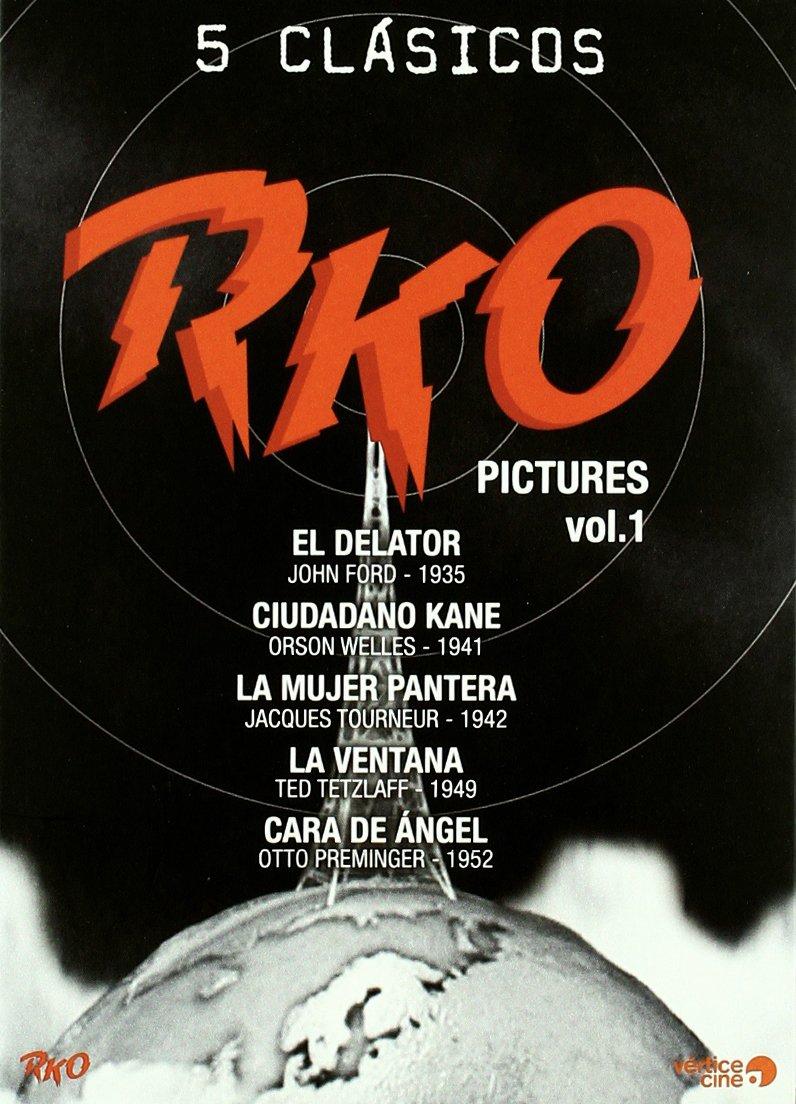 Pack RKO I (Incluye 5 Películas) [DVD]: Amazon.es: Victor McLaglen ...