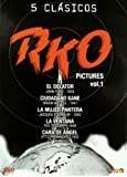 Pack Rko I (Incluye 5 Películas) (Import Dvd) (2010) Victor Mclaglen; Heather