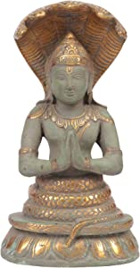 Exotic India Patanjali Home Décor Statue