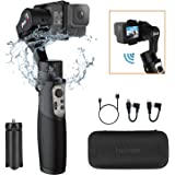 Hohem iSteady Pro 3 (iSteady Pro Updated Version) 3-Axis Splash Proof Action Camera Handheld Gimbal Stabilizer Compatible wit