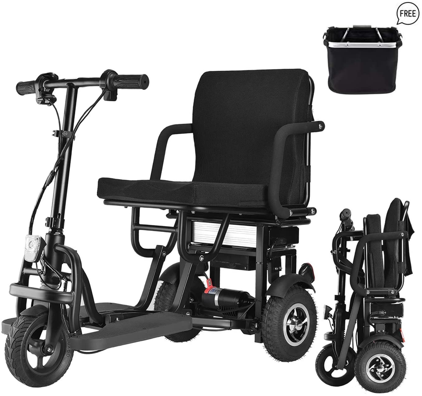 Elektronischer Rollstuhl