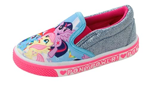 My Little Pony Las niñas Zapatillas de Lona: Amazon.es: Zapatos y complementos