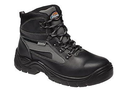 Dickies FA23500 - Calzado de protección unisex, negro, 40