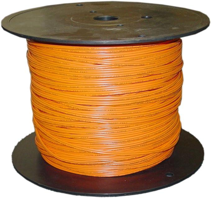 5PCS φ5mm fil électrique fibre de verre insulatoin gaine longueur 1 m UI-2500V