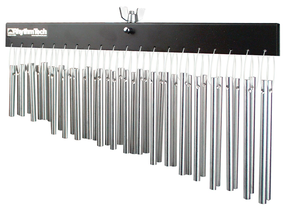 Rhythm Tech RT 8102 Bar Chimes-Double, 40 Bars KMC Music Inc