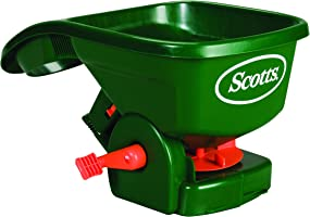 Scotts 75133 Handy Green II Hand-Held Broadcast Spreader 1, 600 sq.ft
