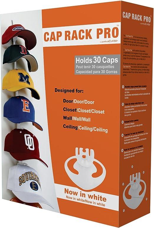 Organizador de gorras Cap Rack Pro 30 con capacidad para 30 de ...