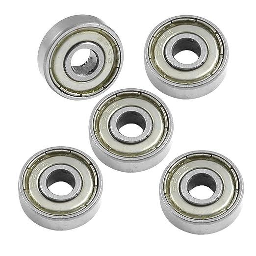 13 opinioni per Sonline 5 pz 626Z 6mm x 19mm x 6mm schermati gola profonda cuscinetto radiale a