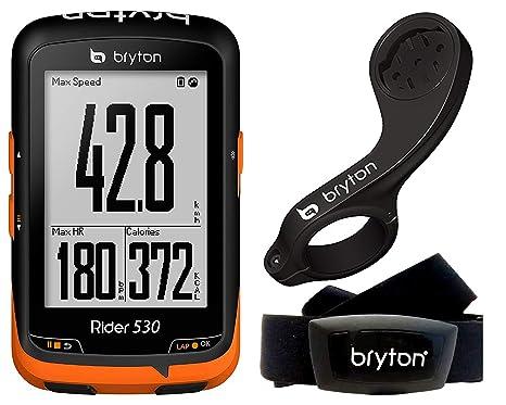 traccia gpx su bryton 530
