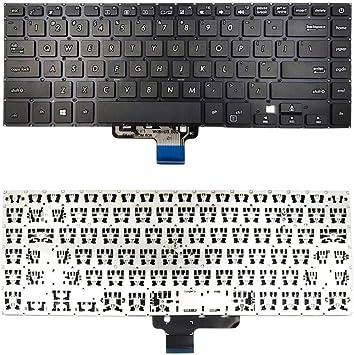 Reemplazo de teclados Teclado versión de los EEUU for ASUS ...