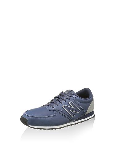 new balance suede bleu 37