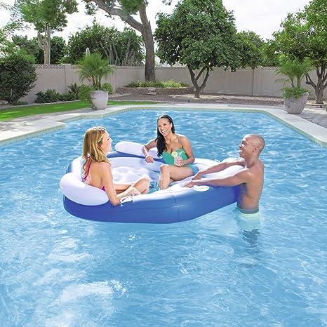 Nadar Juguetes para Fiestas Balsa Inflable Playa Parque ...