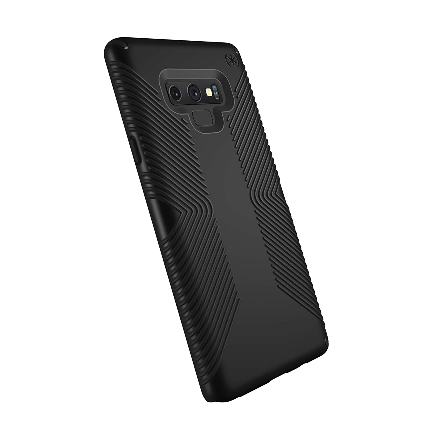 pretty nice 01625 4cdfd Speck Products Compatible Phone Case for Samsung Galaxy Note 9, Presidio  Grip Case, Black/Black