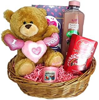 Its Mine Mothers Day Birthday Gift Basket Hamper For Her Present