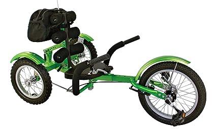Camilla Cilindro de cartrider verde para niños de/go Kart/Trike ...