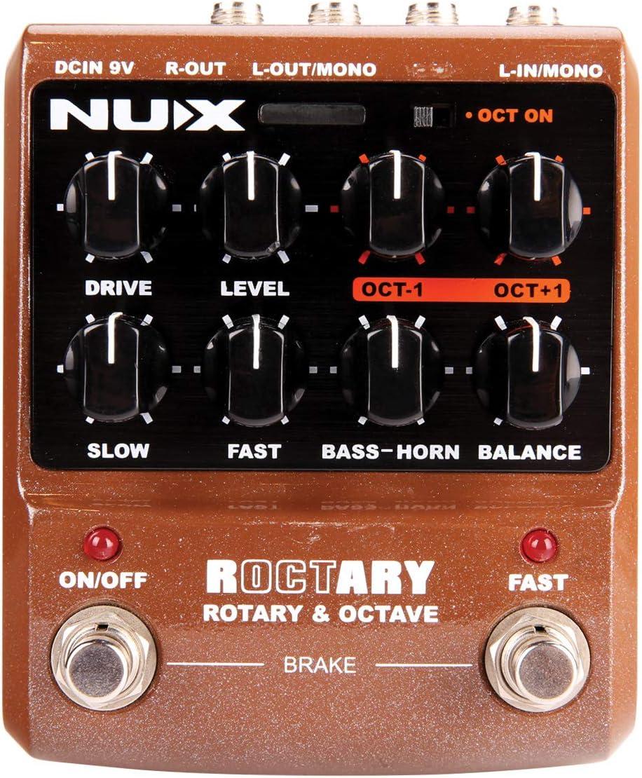 Nux ROCTARY - Pedal de efecto