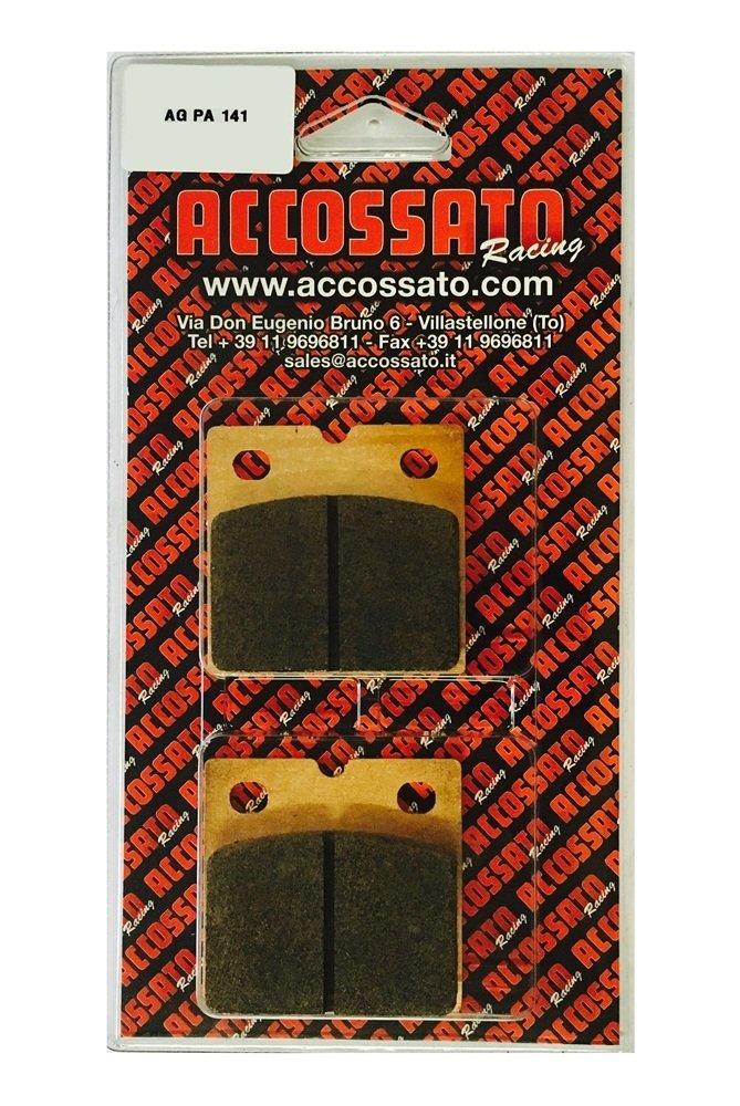 Accossato Pastiglia freno AGPA141ST DUCATI  750 PASO 1987 750