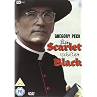 The Scarlet and the Black [Reino Unido] [DVD]