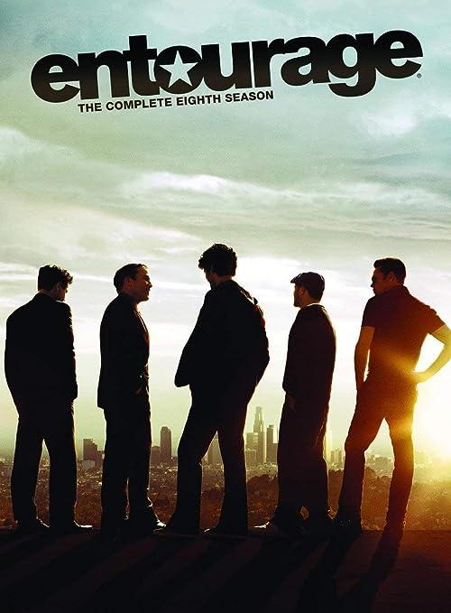 Entourage Comedy Drama TV Series Art Silk Poster 12x18 24x36