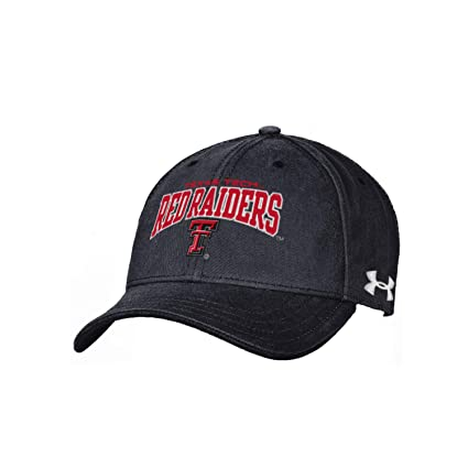 ... coupon for ncaa texas tech red raiders youth garment washed cotton  adjustable hat black one size c4655d1673ee