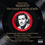 Menotti: The Consul,  Amelia Al Ballo