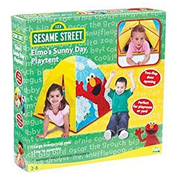 Sesame Street Elmou0027s Sunny Day Playtent  sc 1 st  Amazon.ca & Sesame Street Elmou0027s Sunny Day Playtent Play Tents - Amazon Canada