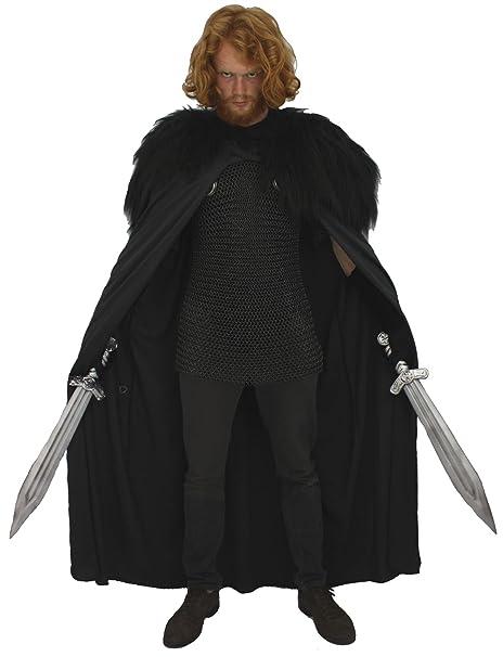 "Capa de Jon Nieve de la saga ""Juego de Tronos"", caballero de"