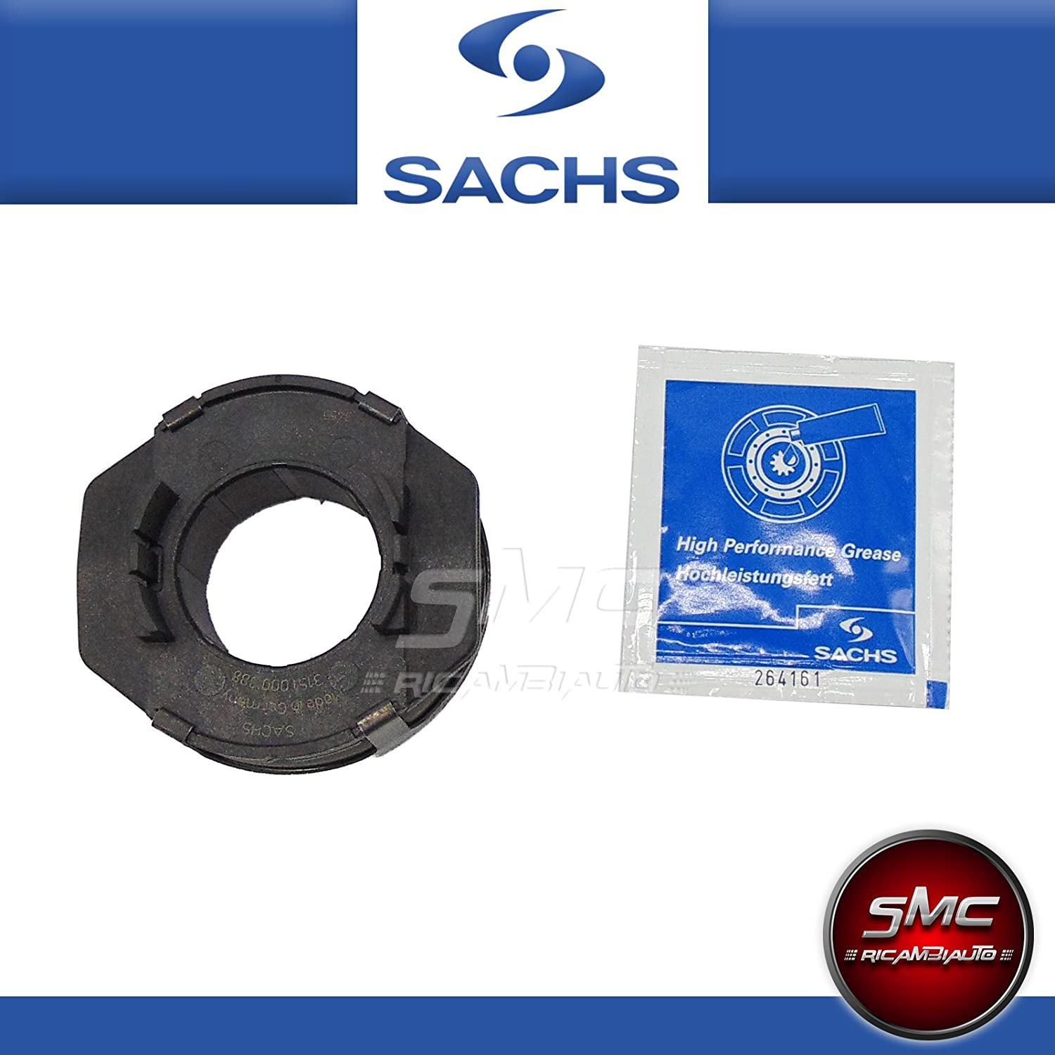 229 060 1059 Kit Embrague y volante bimassa Original SACHS 2290601059: Amazon.es: Coche y moto
