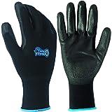 Gorilla Grip 25053-26 Never Slip, Maxiumum Grip All-Purpose Gloves (Large)