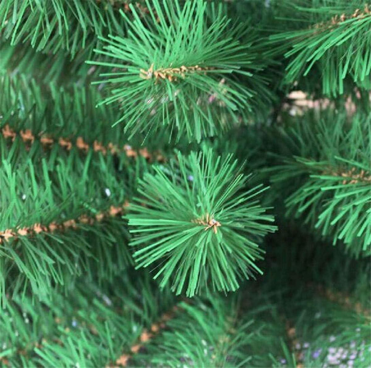Fouriding /Árbol de Navidad Artificial con 3 Pie de Pl/ástico para Navidad Festival Decoraci/ón del Partido 60CM Silver
