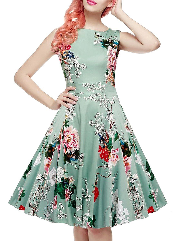 ihot vintage tea dress