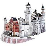 "Keranova keranova157escala 1: 25070x 24x 36cm ""inteligente Papel Histórico Edificios el castillo de Neuschwanstein Alemania"" 3d Puzzle"