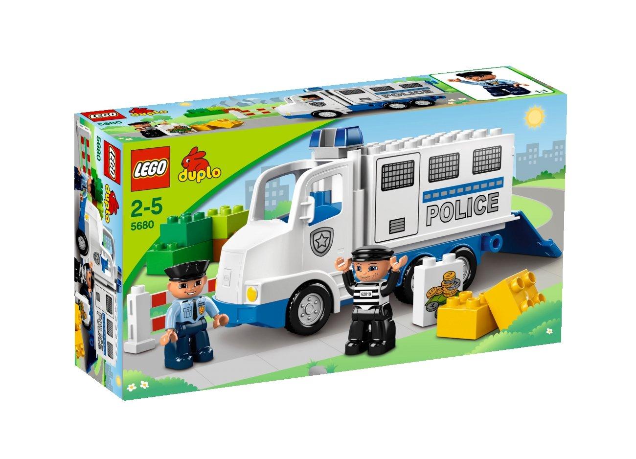 レゴ デュプロ ごそう車 5680 B0042HOTU4