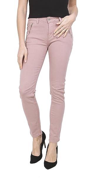 72b7d8b9 Onado Mujer Vaqueros Slim Pantalones Jeans Pitillos Denim Stretch Talla 36  a 44: Amazon.es: Ropa y accesorios