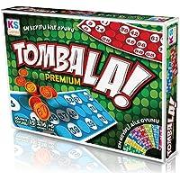 Ks Games - T237 Ks Board Games Lux Tombala
