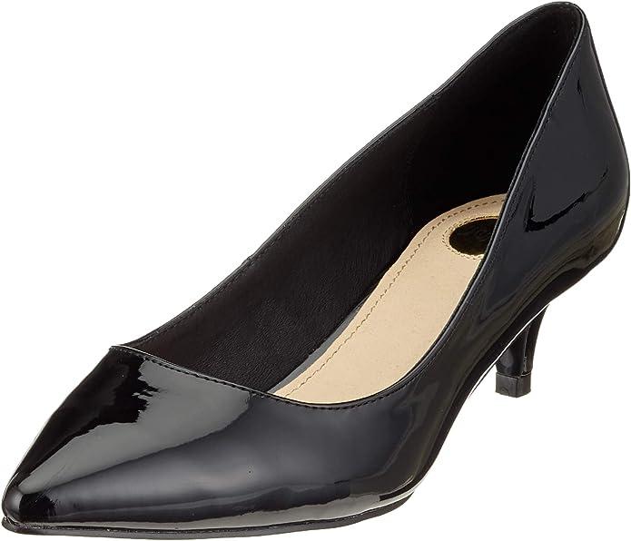 Buffalo Amber P1236i PU Patent, Zapatos de Tacón para Mujer