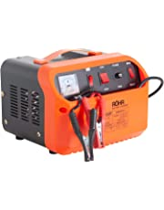 Röhr Battery Charger 45 Amp 12V / 24V DFC-50P Intelligent Turbo/Trickle with Battery Repair, Maintain and Jump Start Technology