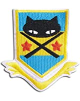 De-Cos Gunparade March Cosplay Accessory HWT Pilot Emblem Iron Badge