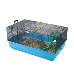 Lixit Animal Care Savic Mickey 2 Mice and Swarf Hamster Cage