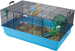 Lixit Animal Care Savic Mickey 2 Mice and Swarf Hamster Cage, X-Large