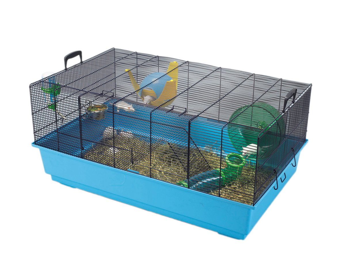 Lixit Animal Care Savic Mickey 2 Mice and Swarf Hamster Cage, X-Large by Lixit Animal Care