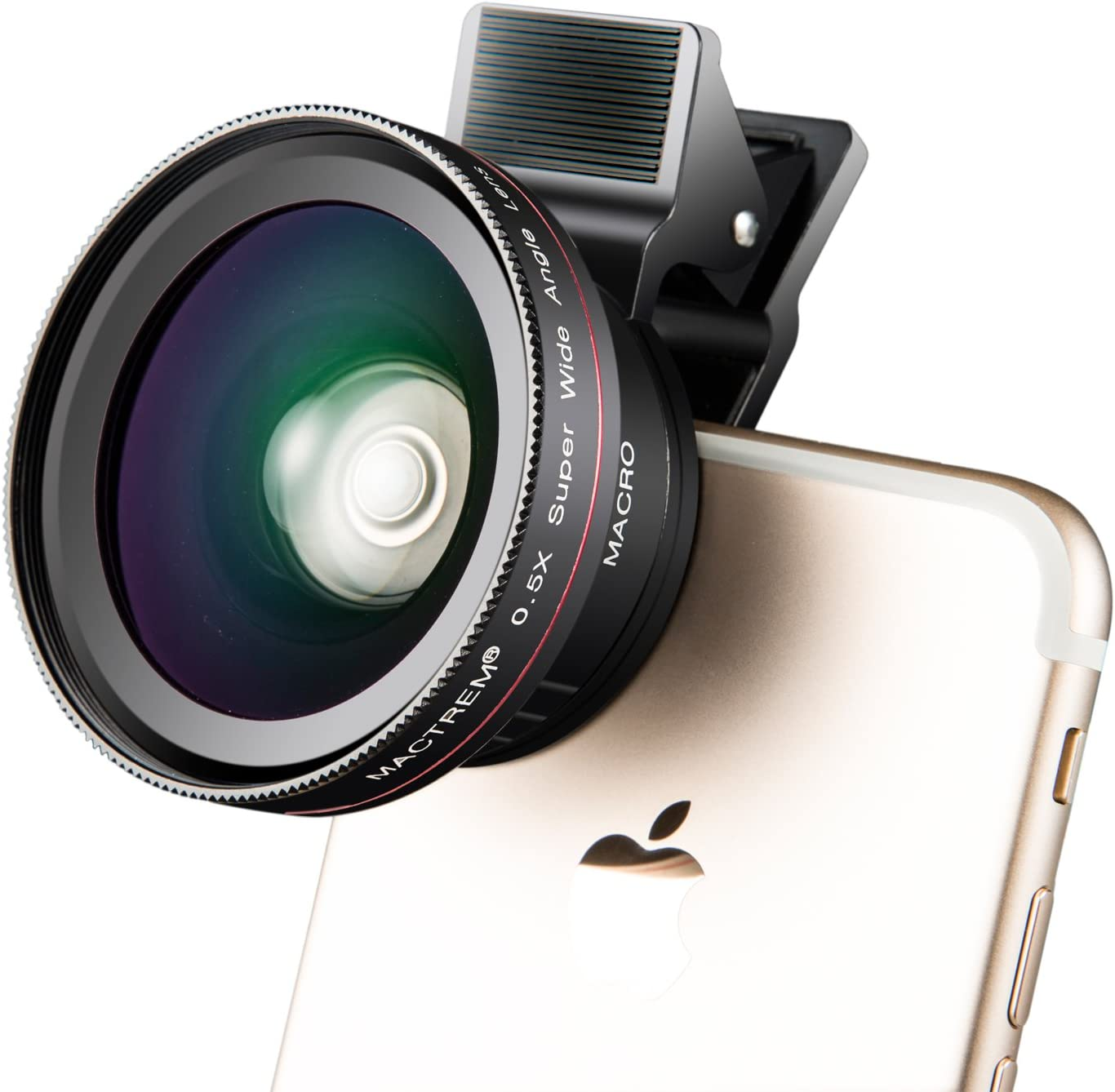 Kit de lente de cámara universal 2 en 1 para Smartphone, estilo ...