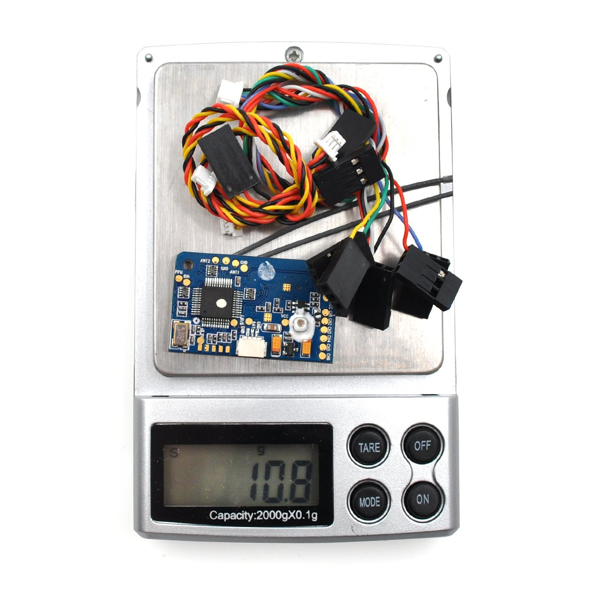FS X6B Receiver for Flysky AFHDS 2A System Transmitter