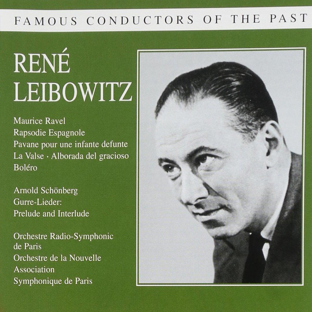 rene leibowitz biography