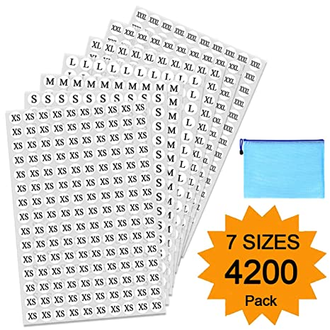 2 Rolls Self-Adhesive Perforated Sale Label Sticker Easy Tear Tags 150 per Roll