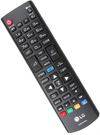 Mando a Distancia Original TV LG AKB73975757: Amazon.es: Electrónica