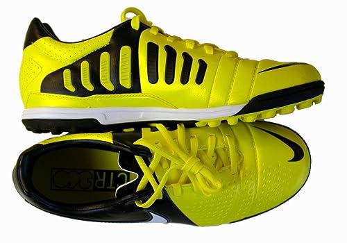 promo code 47f05 d44b5 Nike scarpe da calcetto CTR 360 LIBRETTO II TF GIALLO NERO Amazon.it  Scarpe e borse