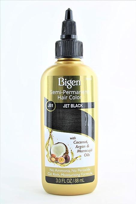 Bigen JB1 - Tinte de pelo semipermanente con fórmula suave ...